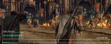 Sombras de Guerra en Xbox One X vs PlayStation 4 Pro, los 4K aún están lejos