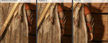 Sombras de Guerra en PlayStation 4 Pro vs PlayStation 4 vs Xbox One
