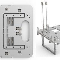 Streacom BC1 Mini: Benchtable de aluminio en formato Mini-ITX