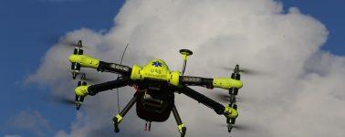 Los drones vuelven a estar en entredicho ante un choque confirmado con un avión comercial