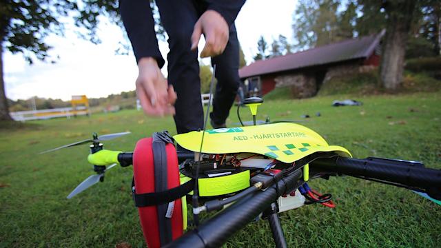 drone desfibrilador 0