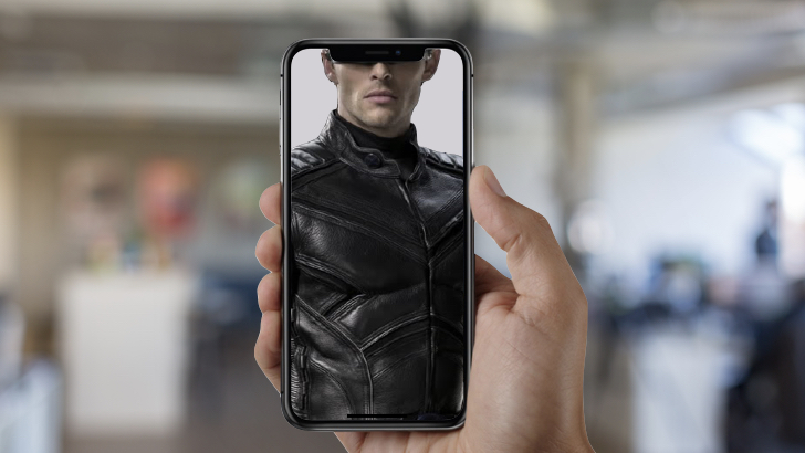 iPhone X Cyclops 0
