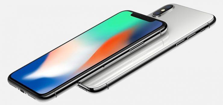 iphone x plata 740x349 0