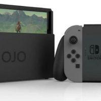OJO, el primer proyector portátil para la Nintendo Switch