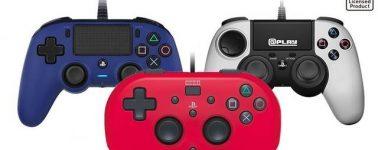 Sony anuncia tres nuevos mandos para la PlayStation 4