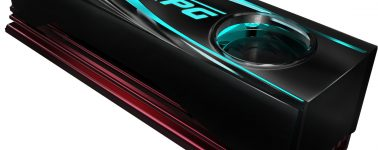 ADATA XPG Storm: Disipador activo con iluminación RGB para SSDs M.2 2280