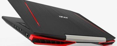 Acer Aspire VX5-591G: Un 15.6″ con Core i5-7300HQ, GTX 1050 & SSD+HDD por 756 euros