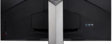 Acer Predator Z321QU: Un 31.5″ WQHD curvo con panel VA @ 165 Hz y Nvidia G-Sync