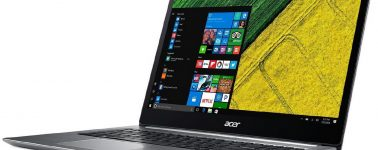 Acer Swift 3 con CPU Ryzen 5 2500U y Radeon Vega8 listado por 799 euros
