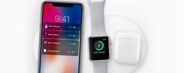 Apple habría iniciado la producción de su base de carga inalámbrica AirPower