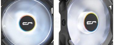 Cryorig lanza sus ventiladores QF120 LED Silent, Balance y Performance