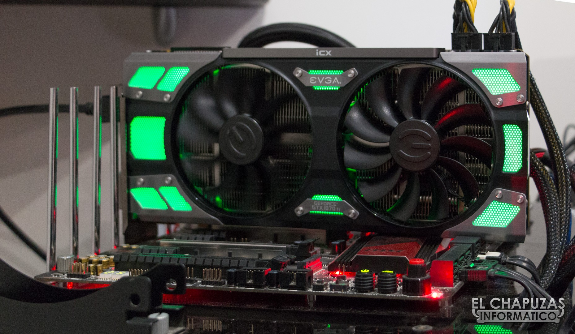 how to change gtx 1070 color