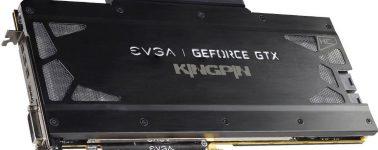 EVGA lanza su GeForce GTX 1080 Ti K NGP N Hydro Copper, lista para pasar por agua