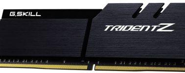 G.Skill lanza el kit de memoria DDR4 de 32 GB más rápido del mercado (4400 MHz CL19)