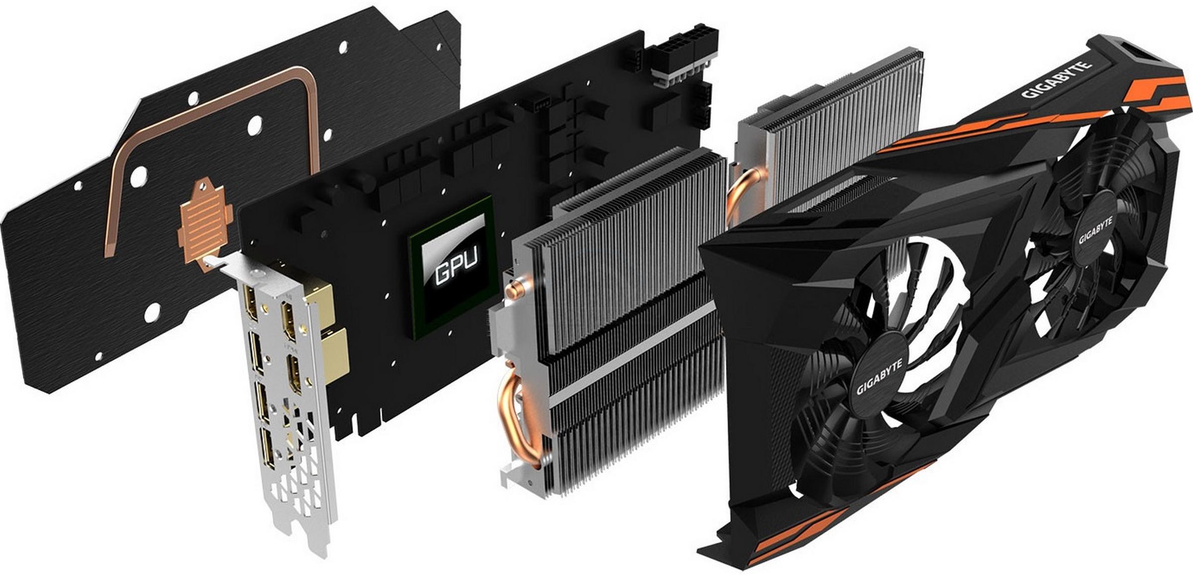 """Gigabyte También 'lanza"""" Sus Radeon RX Vega 64 WindForce"""