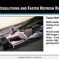 El HDMI 2.1 alcanzará una resolución 10K y es más amigable con los gamers
