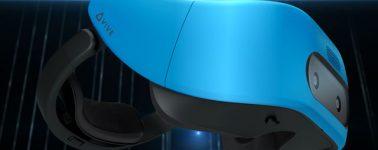 HTC Vive Focus: Gafas VR independientes con panel AMOLED y SoC Snapdragon 835