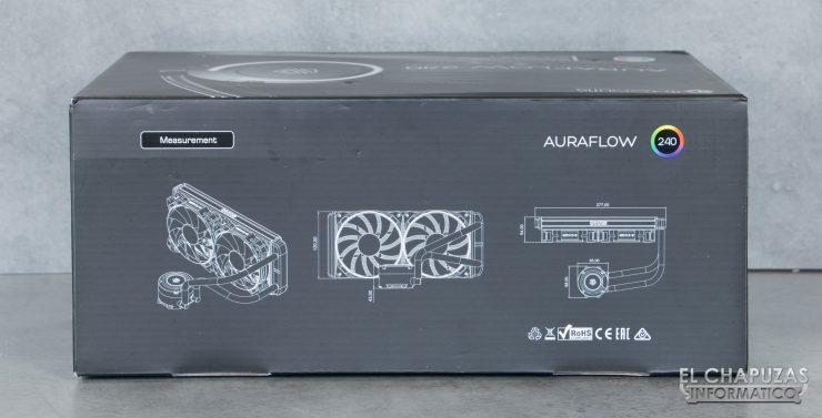 ID Cooling AuraFlow 240 02 740x377 1