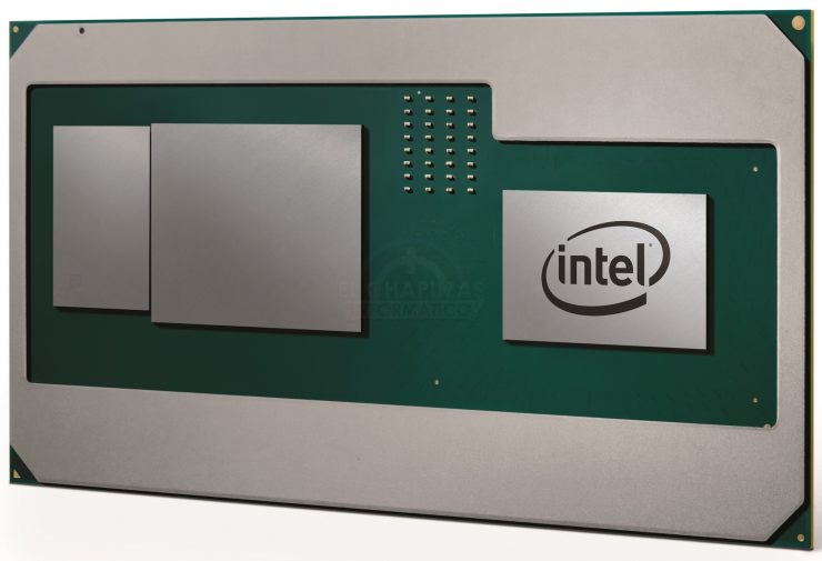 Intel Coffee Lake con GPU AMD 2 740x505 0