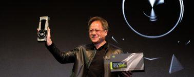 Jensen Huang (CEO Nvidia) es nombrado CEO del año en el campo TI por la revista Fortune