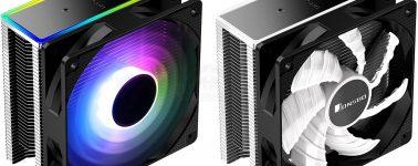 Jonsbo CR-601 RGB: Disipador CPU con doble iluminación RGB