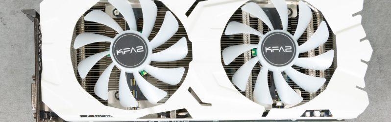 Review: KFA2 GeForce GTX 1070 Ti EX-SNPR White
