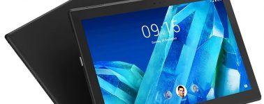 Lenovo Moto Tab: Tablet de 10.1″ con SoC Snapdragon 625 y batería de 7000 mAh