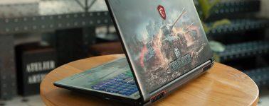 MSI GP62M World of Tanks Edition: Portátil gaming con GeForce GTX 1050/Ti y diseño WoT