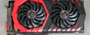 Review: MSI GeForce GTX 1070 Ti Gaming