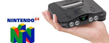 Se filtra el manual y juegos de la Nintendo 64 Classic Mini