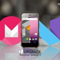 El rugerizado NOMU S10 se actualiza a Android 7.0 y estrena descuento