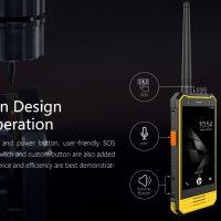 Nomu T18 anunciado: Smartphone rugerizado de 4.7″ con Walkie-Talkie integrado