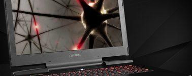 OriginPC EON: Portátiles gaming con CPU Hexa-Core Intel Core i7-8700K