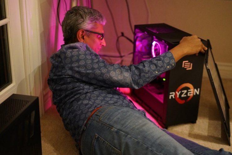 Raja Koduri AMD Ryzen 740x494 0