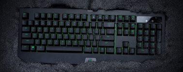 Razer BlackWidow Ultimate: Teclado gaming ahora resistente al agua y polvo