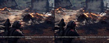 Star Wars: Battlefront II en Xbox One X vs PlayStation 4 Pro vs PC