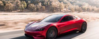 Tesla Roadster: El coche más rápido del mundo es eléctrico, y tiene 1000km de autonomía
