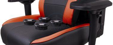 Tt eSports X Comfort Air: Silla gaming que te mantendrá fresco el trasero con sus 4 ventiladores