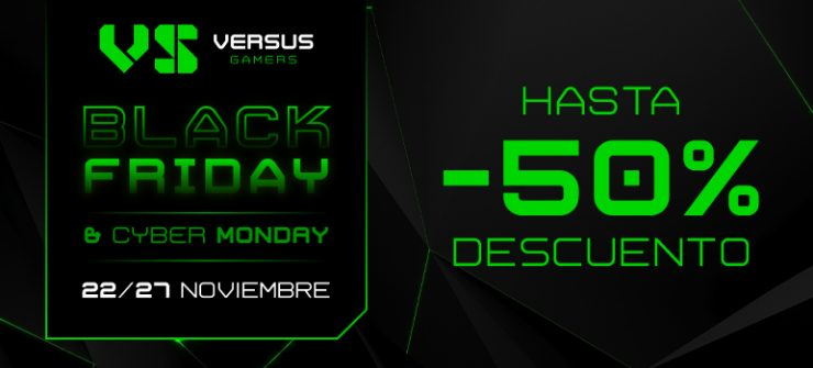 Versus Gaming Black Friday 740x335 0