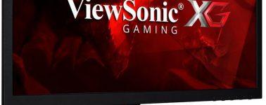 ViewSonic XG2402: Monitor Full HD de 24 pulgadas @ 144 Hz por 275 euros