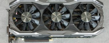 Review: Zotac GeForce GTX 1070 Ti AMP! Extreme Edition