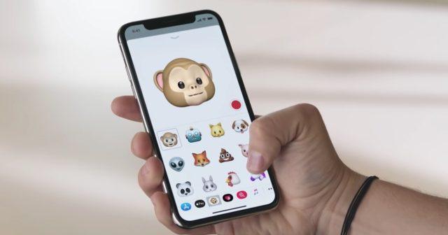 animojis iphone x 0