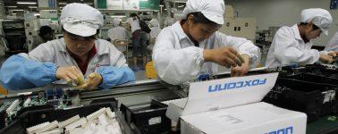 Foxconn ha despedido unos 50.000 trabajadores tras la reducción en ventas del iPhone
