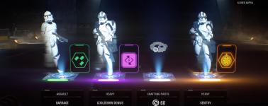 Las ventas físicas del Star Wars: Battlefront II caen un 60% respecto al Battlefront