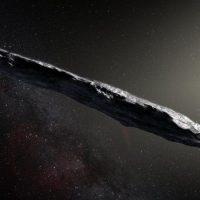 Científicos de Harvard afirman que el asteroide Oumuamua tendría un origen artificial