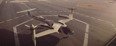 Uber firma un acuerdo con la NASA para desarrollar sus taxis voladores para 2020