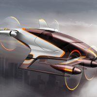 Airbus muestra a 'Vahana', su propio coche volador y autónomo