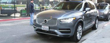 Uber compra 24.000 vehículos autónomos de Volvo
