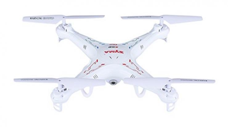 2017 12 20 19 27 11 Amazon.es  Syma X5C Explorers 2.4G Dron Quadcopter de 6 ejes con control remot 740x414 5
