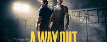 A Way Out nos da a conocer sus Requisitos Mínimos y Recomendados